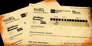 Diabetes & Cholesterol Panel Combo Test